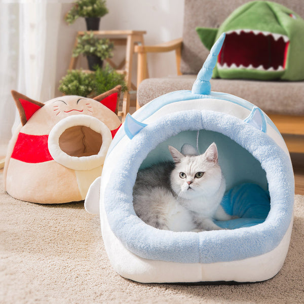 Cute Pet Nest Bed