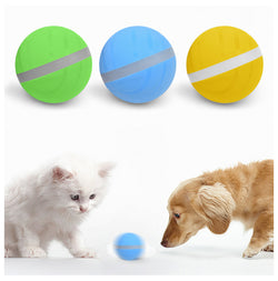 Rechargeable Glowing Pet Ball