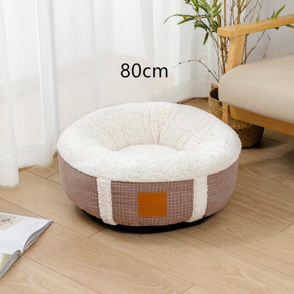 Wool Kennel Warm Pet Bed