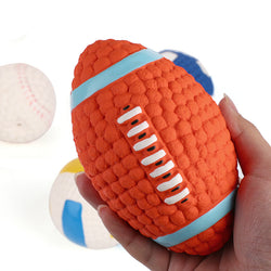 Bite-proof ball toy