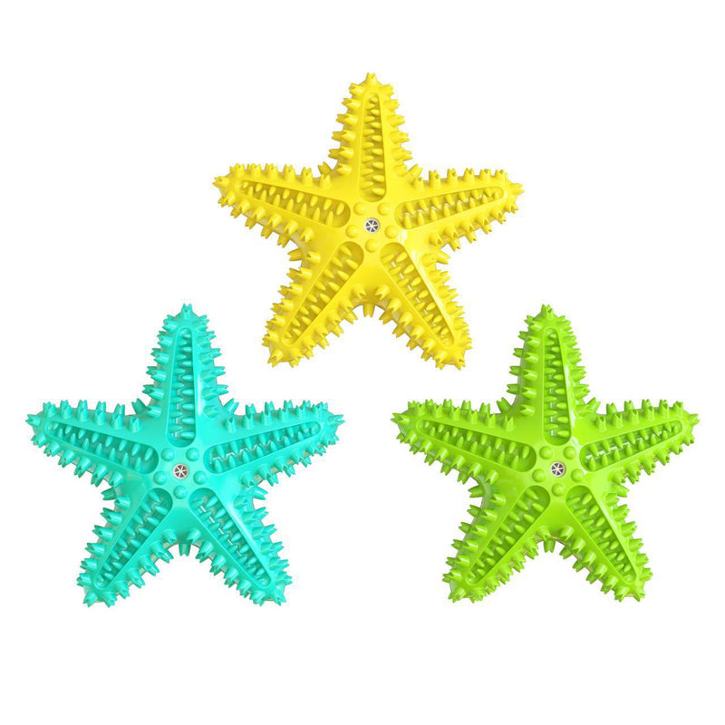 Starfish Chew Toy