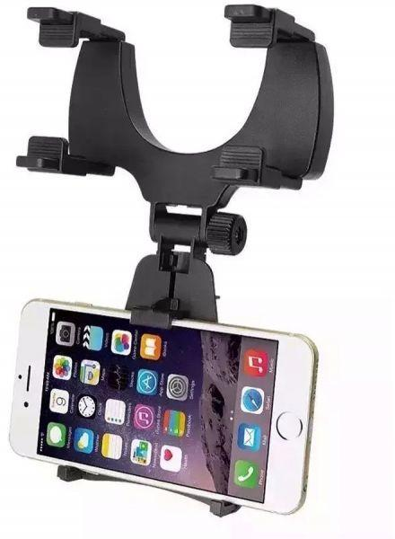 IMOUNT JHD-97 Car Rear View Mirror Mount Holder for Apple iphone 6S and 6S plus