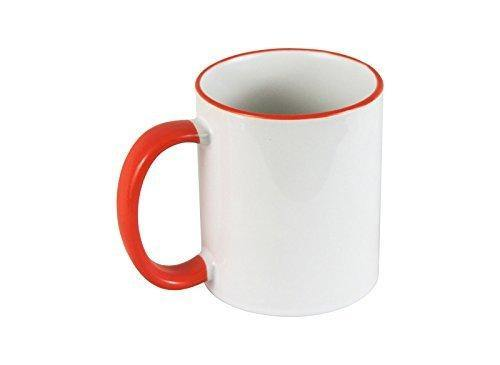 11oz Sublimation Coloured Mugs
