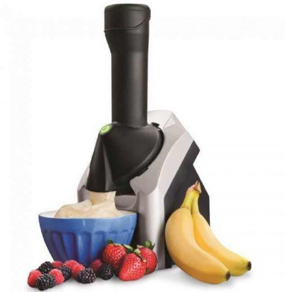 Dessert Frozen Black and Gray Ice Cream Treat Maker - SquareDubai