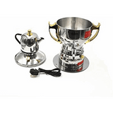 Generic Brand Electric Samovar - 4L Tank and 1L Teapot