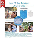 Space Saving Ice Cube Mold With Revolutionary Design