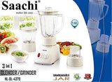 3in1 Saachi Unbreakable Jar Countertop Blender - SnapZapp