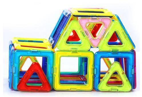 MY TOYS MAGICAL MAGNET BLOCKS-STEM