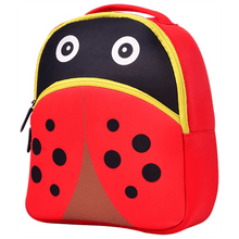 Load image into Gallery viewer, Cute Beetle School Bag Kindergarten Backpack - SquareDubai
