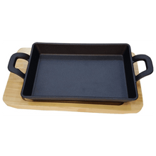 Load image into Gallery viewer, Cast iron Sizzler tray - SquareDubai