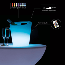 Load image into Gallery viewer, Party Glow LED Ice Bucket