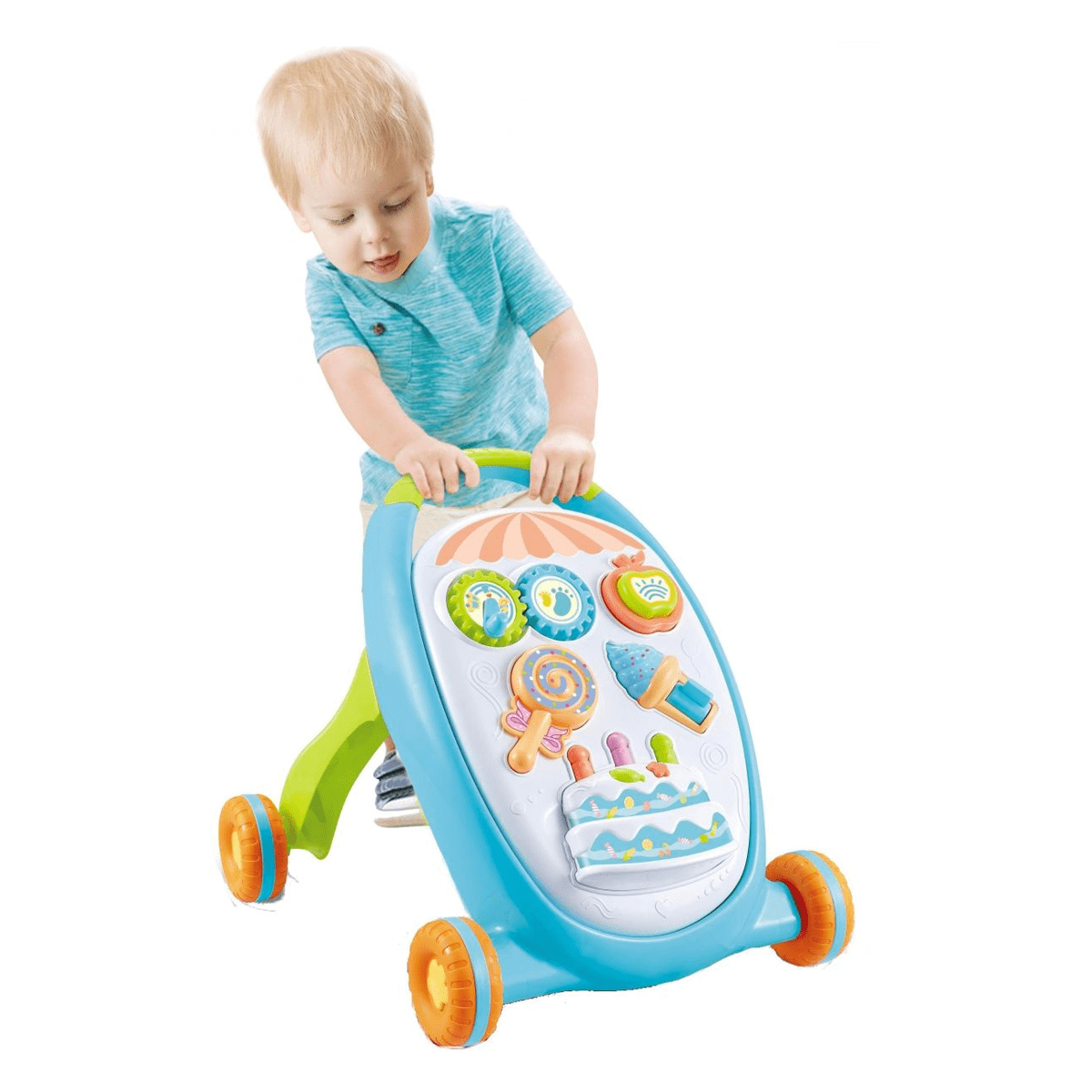 Little Angel Baby Learning Walker 2648