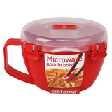 Sistema Microwave Noodle Bowl with Lock (940ml)