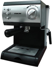 Load image into Gallery viewer, Nikai Expresso & Cappuccino Maker with Cup Warmer