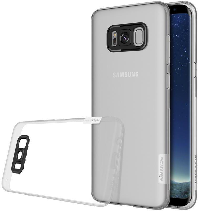 Samsung Galaxy S8 Plus Nillkin TPU Back Case - Clear