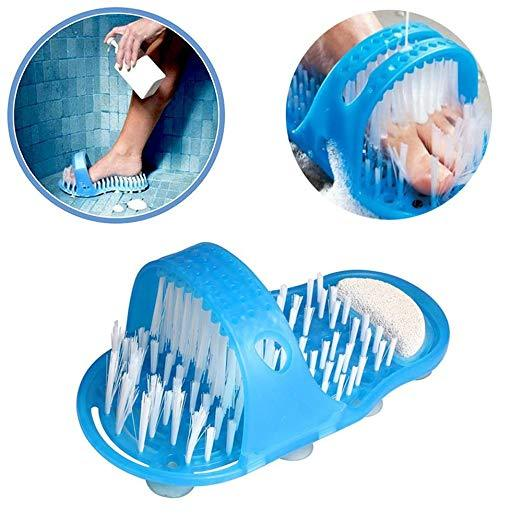 Easy Feet Slippers - Foot Cleaning Tool - SquareDubai