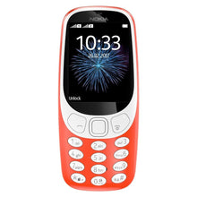 Load image into Gallery viewer, Nokia 3310 2017 Dual SIM - 16MB, 2G, 2 MP,  (Original with 1 year Axiom Warranty)