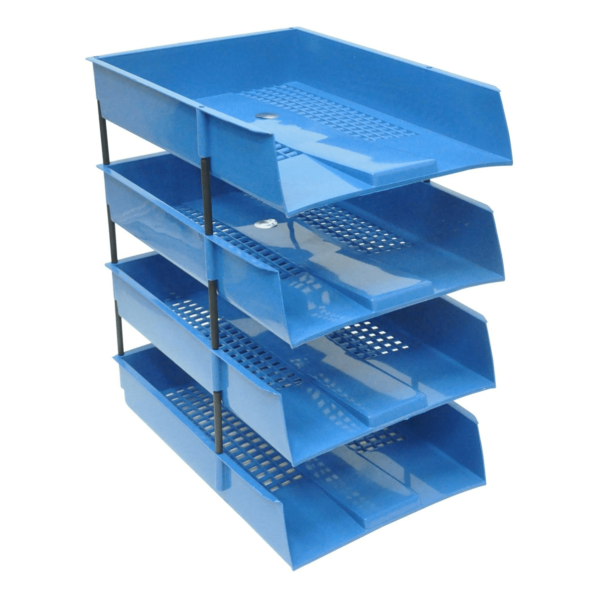Office Trays Set of 4 Trays
