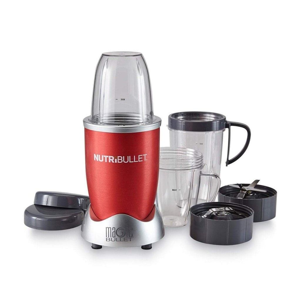 Nutribullet 12-Piece Blender Set Red