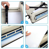 A4 Thick Paper Cutting Machine