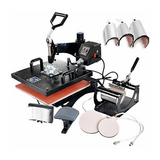 Sublimation Combo Heat Press Machine