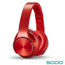 Load image into Gallery viewer, SODO MH5 Bluetooth 4.2 Wireless Headphone & Twist-out Speaker 2in1