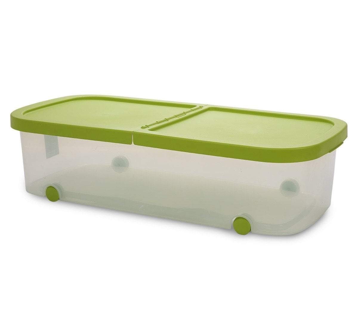 Wheeled Storage Tote Box  44 Ltr