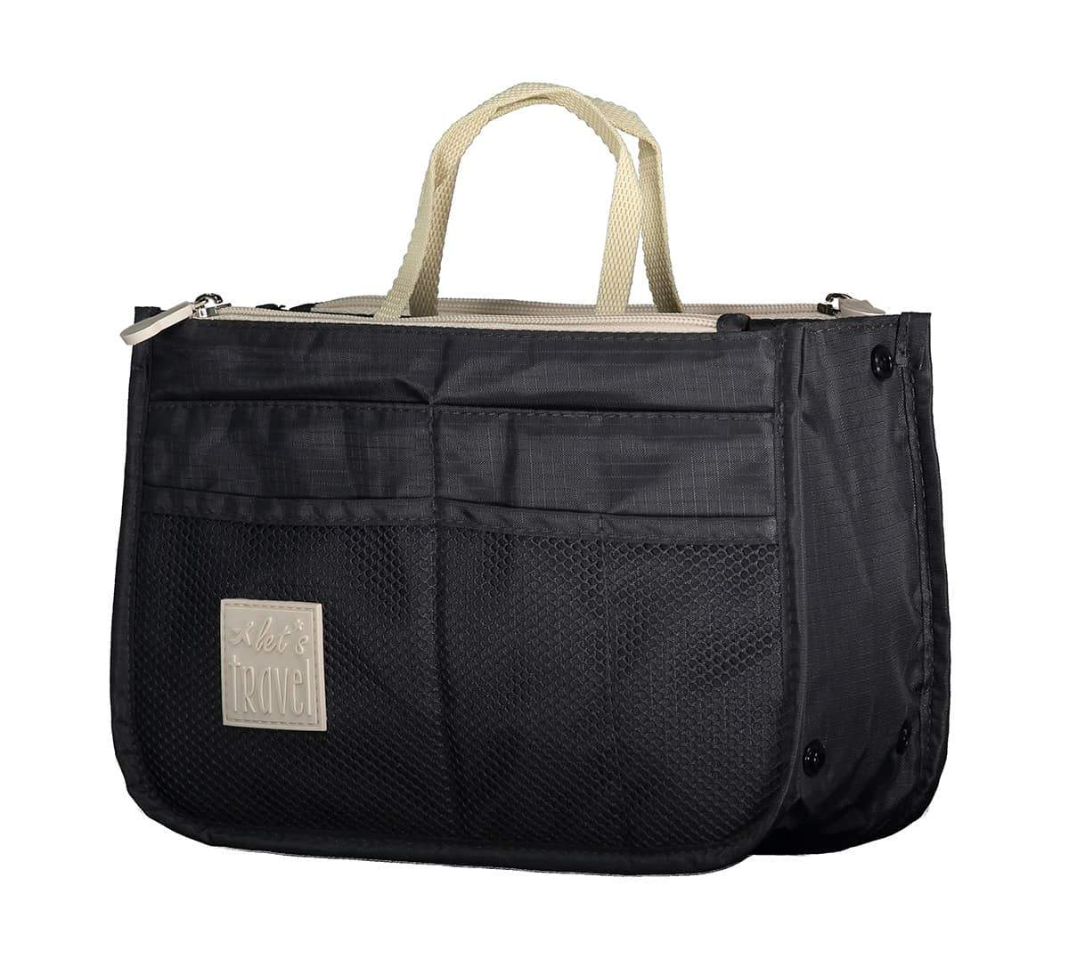 Multifunctional Travel Bag (26.5 x 9.5 x 18 cm, Grey)