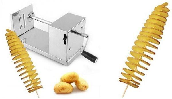 Joe Potato Chips Twister and Vegetable Cutter