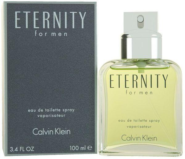 Eternity by Calvin Klein for Men - Eau de Toilette, 100ml - SquareDubai