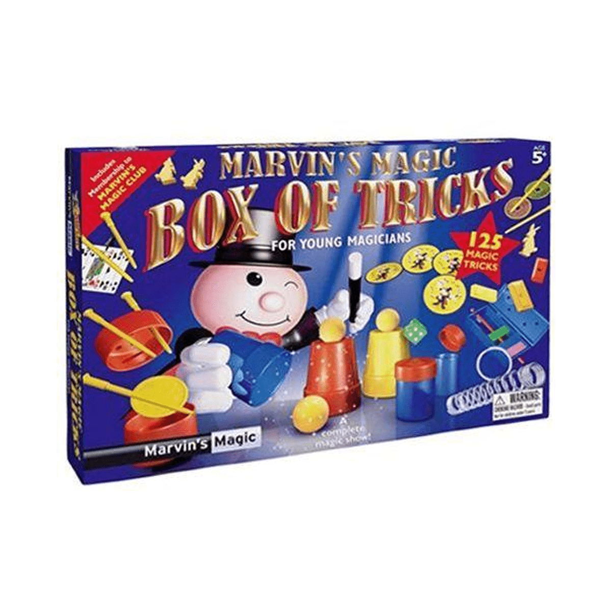 Marvin's Magic Fifty Amazing Tricks MME 001