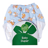 Green Future Reusable Diaper 07WA10B, 1 Pc