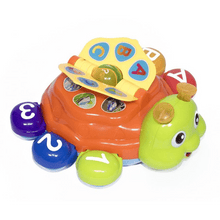 Load image into Gallery viewer, Beetle Educational Toy With Musical Learning