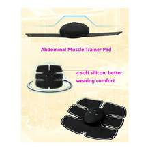 Load image into Gallery viewer, Electric Abdominal Muscle (EMS) Body Trainer for Slimming and Massage SixPad 6 Pack - SquareDubai