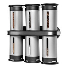 Load image into Gallery viewer, Zero Gravity Wall Mount Magnetic Spice Rack
