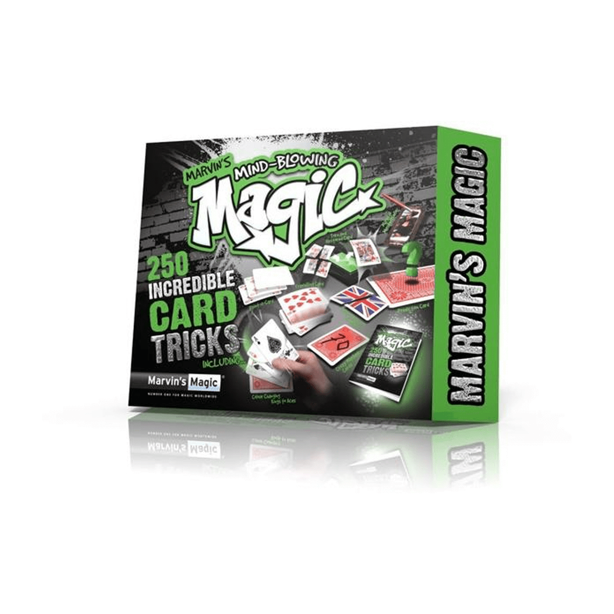 Marvin's Magic MMB 5730 Incredible Card Tricks - Green
