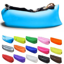 Load image into Gallery viewer, Fast Air Inflatable Sofa, Lazy laybag, Air Bed, Chair, Couch - SquareDubai