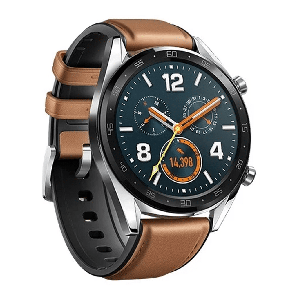 Huawei GT Smart Watch Saddle Brown
