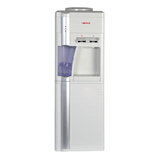 Nevica Hot and Cold Water Dispenser with Refrigerator - NV-523WD-R