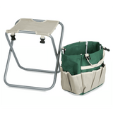 Square Camping Stool with Bag