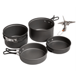 Kovea 16cm Solo3 4pc Cook Set