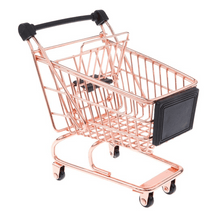 Load image into Gallery viewer, Copper Mini Trolley For Kids (Toy Trolley)