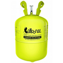 Load image into Gallery viewer, Balloonee Standard Party Kit with Helium Gas Tank, 30 Balloons and Ribbon. - SquareDubai