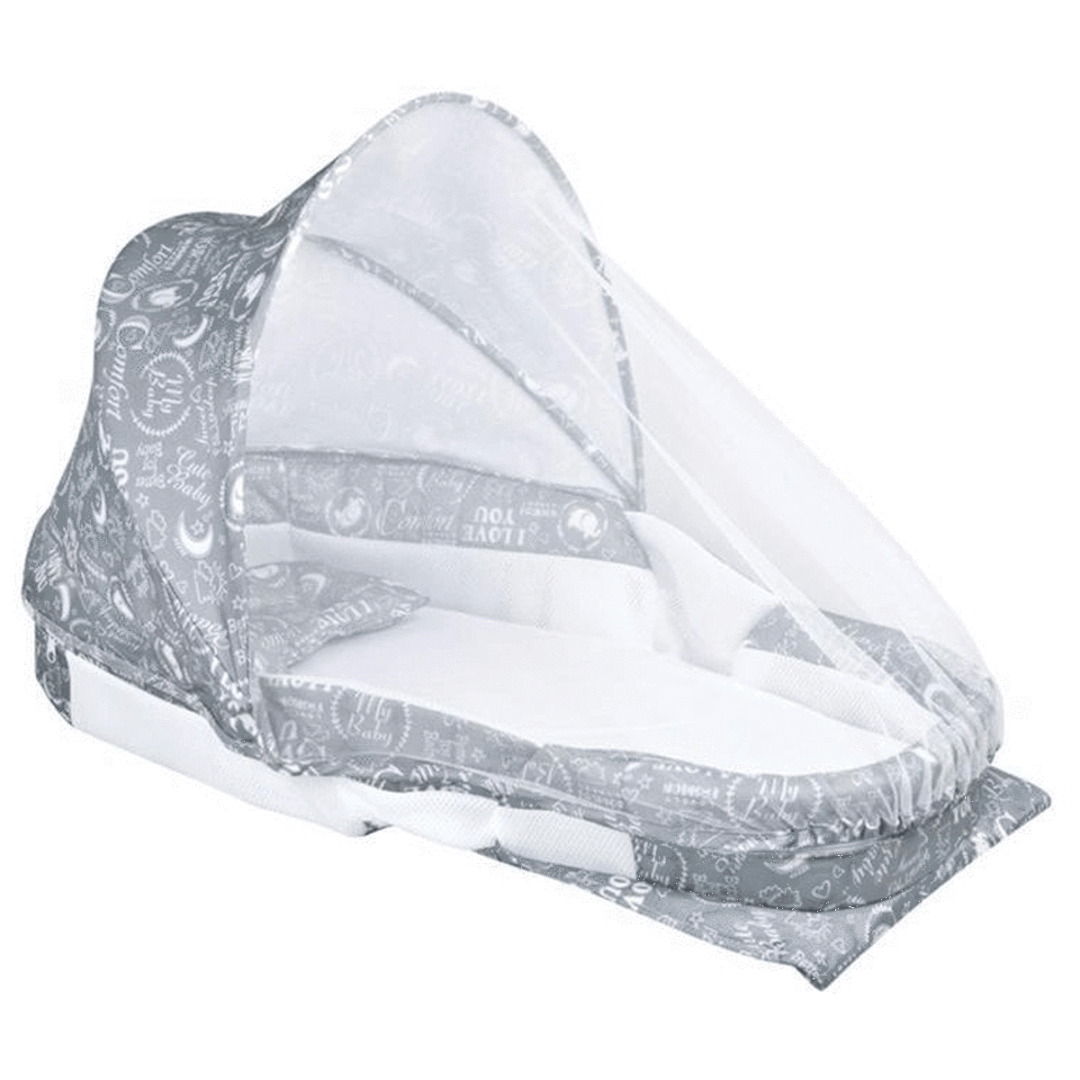 Little Angel Multi Function Baby Mosquito Net and Compartment