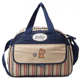 Night Angel NA-92023 Totes Diaper Bag