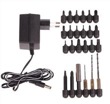 Load image into Gallery viewer, Cordless, rechargeble screwdriver, set of 26 pcs 4,8V JST24801 - SquareDubai