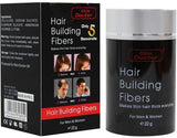Skin Doctor Hair Building Fibers in just 5sec thin hair thick