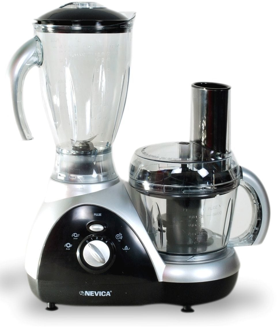 Nevica Food Processor with Blender - NV-650FP