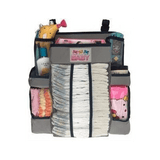Nursery Diaper Caddy Baby Organizer