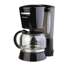 Load image into Gallery viewer, Nikai 670-800 Watts Coffee Maker - Black, NCM1210